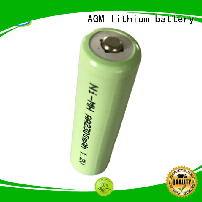 AGM lithium battery ni mh aaa company for customer product