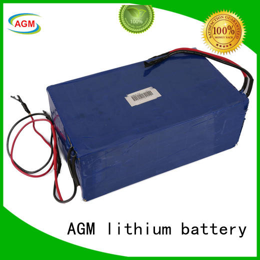 AGM lithium battery Brand 18650 3c icr18650 custom rechargeable li ion battery pack