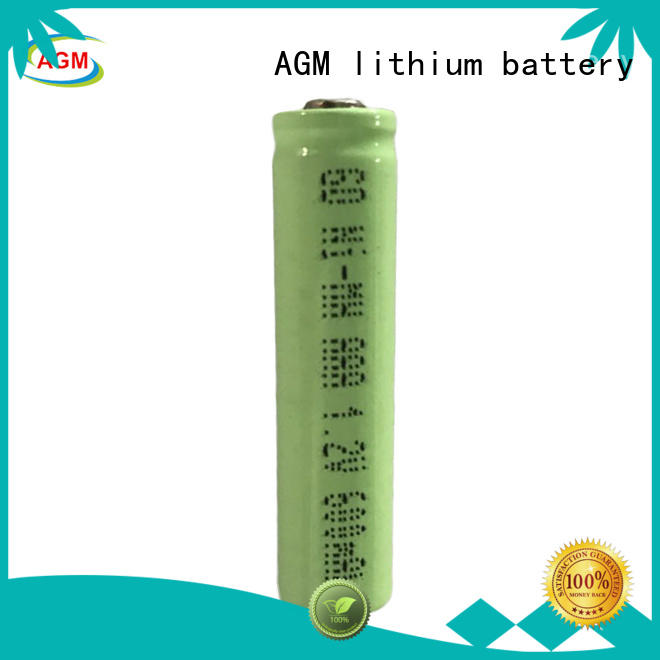 AGM lithium battery rechargeable ni mh aa rechargeable batteries supplier for power tools