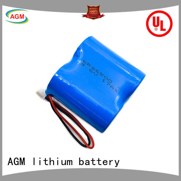 AGM lithium battery high quality er14250 best for real time clock
