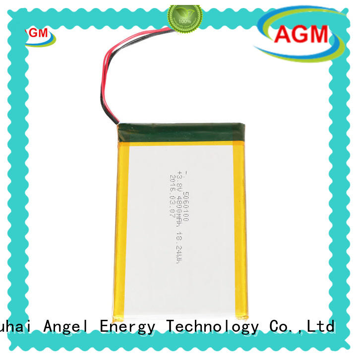 AGM lithium battery oem lithium polymer battery with pcb for phone battery