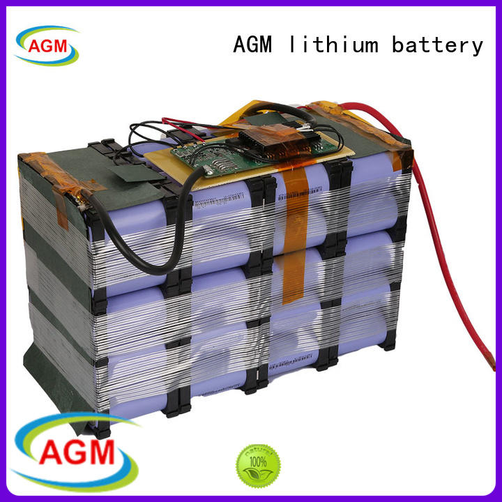 AGM lithium battery icr 24v lithium ion battery pack with charger for sale