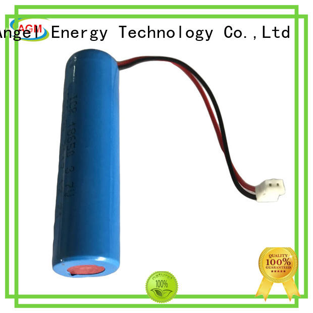 AGM lithium battery lithium 18650 with pcm for led lighting