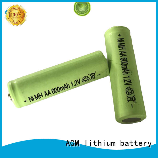 AGM lithium battery rechargeable ni mh aa rechargeable batteries supplier for consumer electronicals
