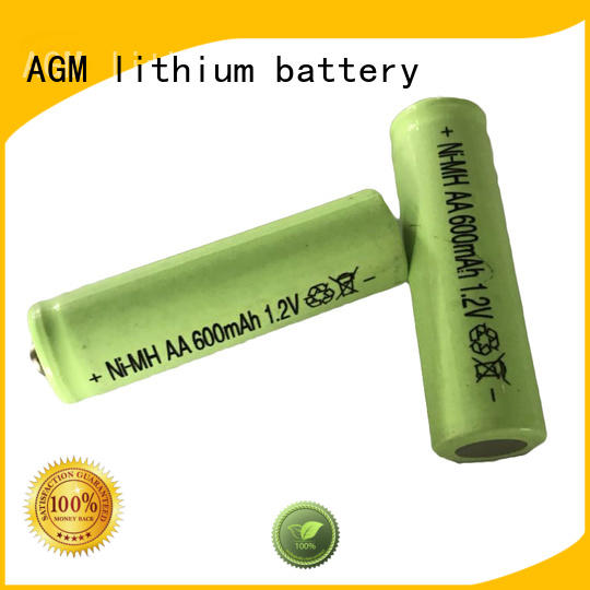 AGM lithium battery high-quality ni mh aa batteries manufacturers for remote control toy