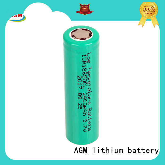 mah 18650 rechargeable battery with charger for sale AGM lithium battery