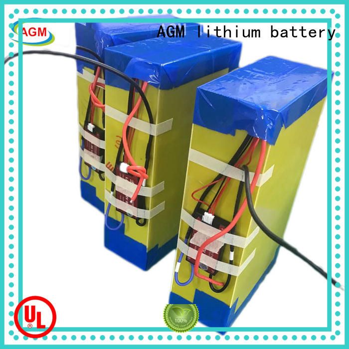 AGM lithium battery icr li ion battery pack manufacturer