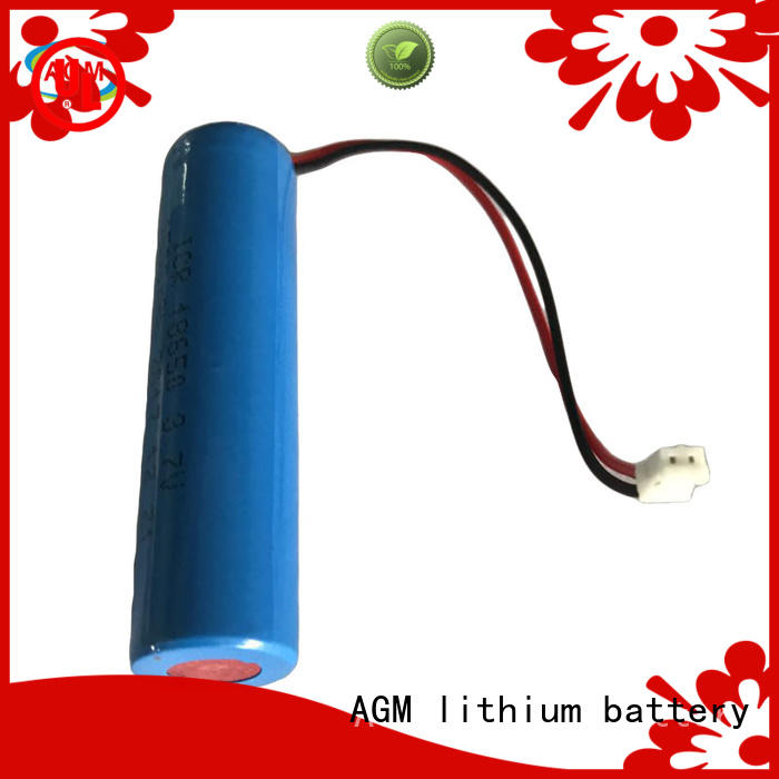 AGM lithium battery consumer 18650 rechargeable battery manufacturer for sale