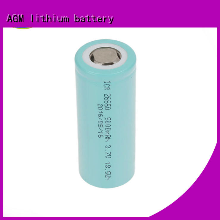 best 18650 lithium battery with pcm for solar products AGM lithium battery