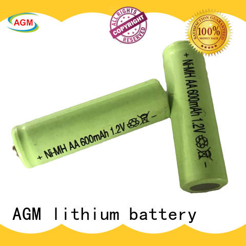 AGM lithium battery professional batterie nimh supplier for customer product