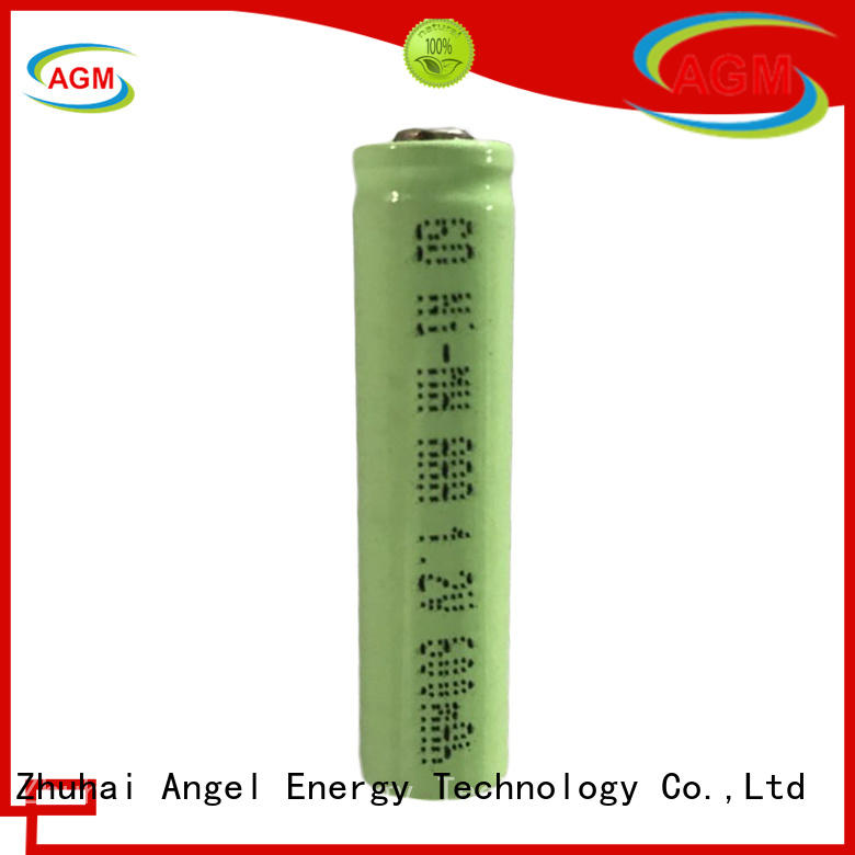 AGM lithium battery flat low self discharge nimh rechargeable battery high quality for remote control toy
