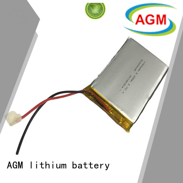 AGM lithium battery 3s lipo battery supplier for phone battery