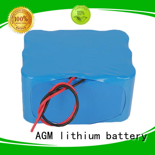 AGM lithium battery oem 18650 battery pack for sale