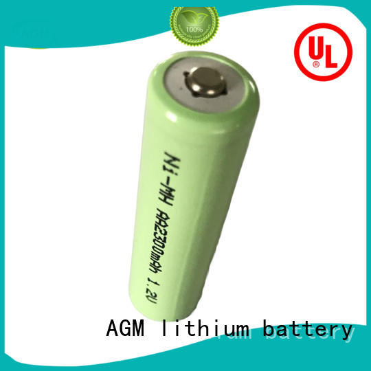 nimh cells supplier for customer product AGM lithium battery
