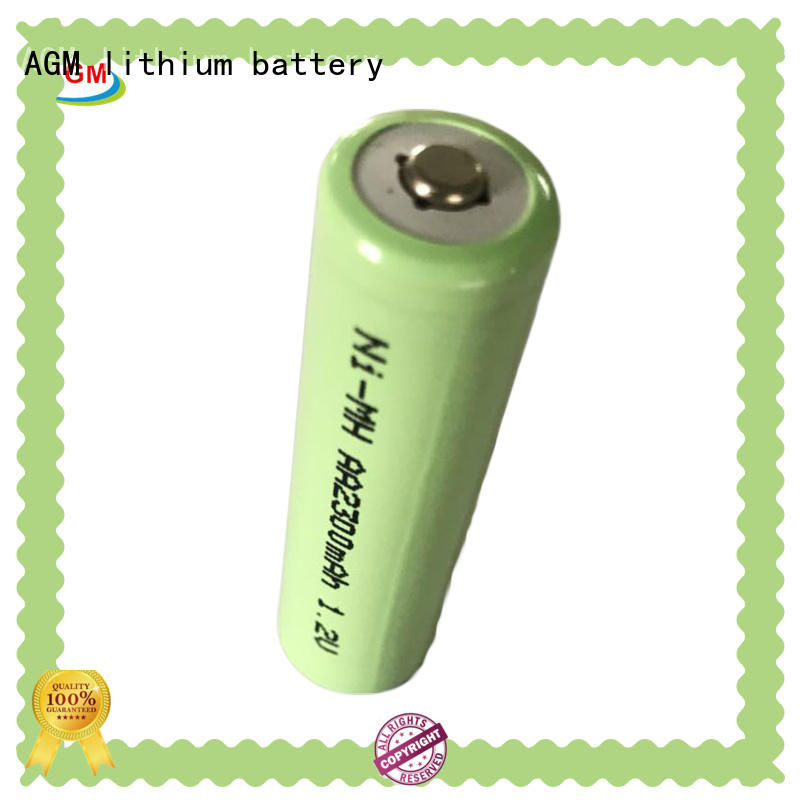 professional nimh rechargeable battery supplier for consumer electronicals