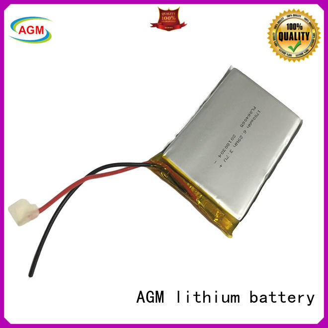mah li-polymer battery supplier for phone battery