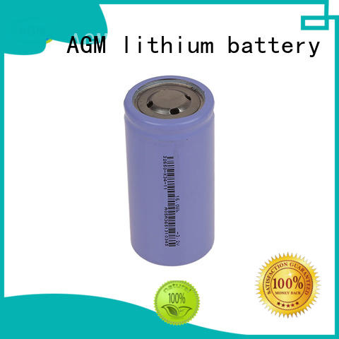 AGM lithium battery phosphate lifepo4 cells for flashlight
