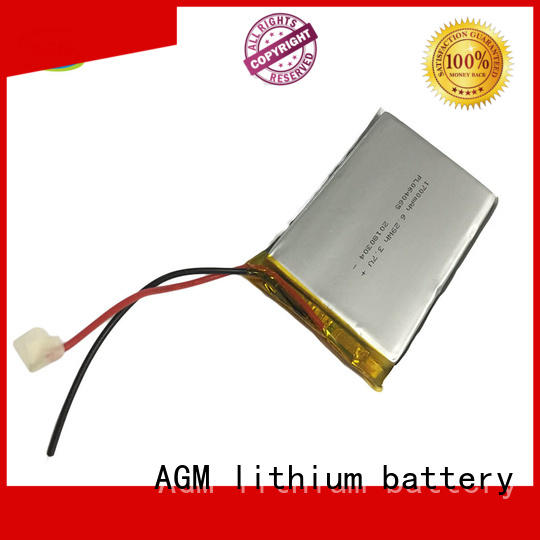 rechargeable lithium polymer battery manufacturer supplier for phone battery AGM lithium battery
