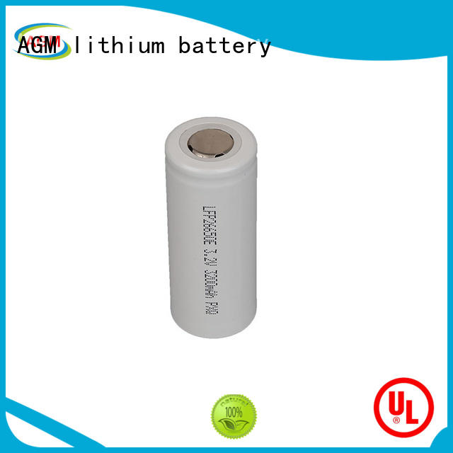 AGM lithium battery odm ifr 14500 battery supplier for flashlight