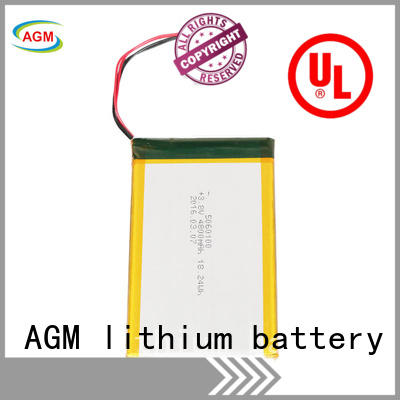 oem li-polymer battery with pcb for gps