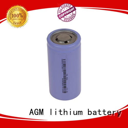 AGM lithium battery rechargeable lifepo4 cells supplier for flashlight