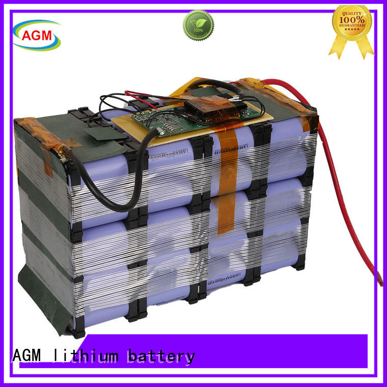 AGM lithium battery Brand 259v pack rechargeable li ion battery pack