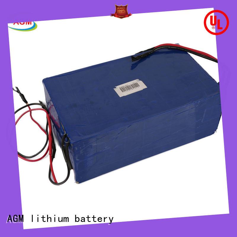 agm li ion battery pack online for solar street light AGM lithium battery