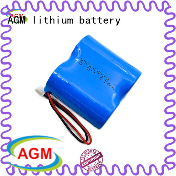 AGM lithium battery wholesale er14505 manufacturers for professional electronics