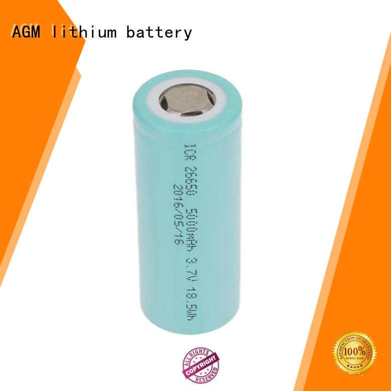 Wholesale 40ºc 18650 battery capacity AGM lithium battery Brand