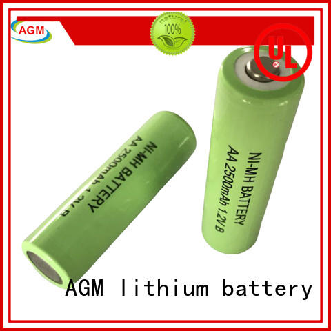 AGM lithium battery batterie nimh supplier for customer product