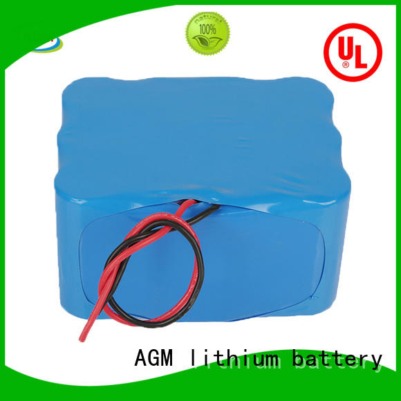 icr 36v lithium battery with charger AGM lithium battery