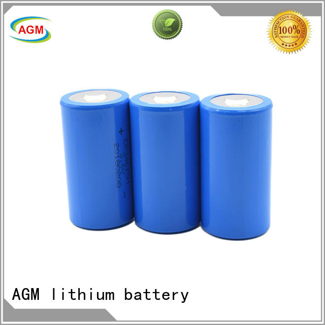 er14250 agm for alarm or security system AGM lithium battery
