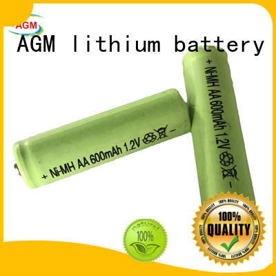 nimh aa agm for customer product AGM lithium battery