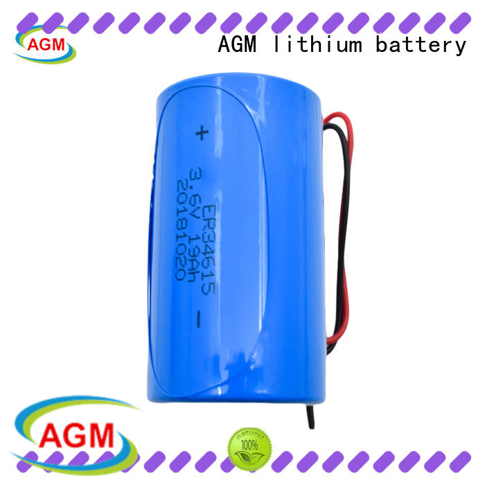 professional li-socl2 battery with battery cell for gps tracking systems