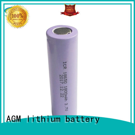 consumer icr18650 battery with pcm for sale