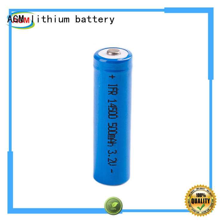 AGM lithium battery oem lifepo battery online for flashlight