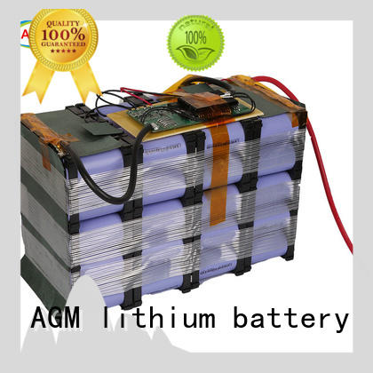 icr 24v lithium battery pack manufacturer for solar street light AGM lithium battery