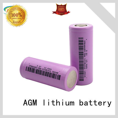 ifr lifepo4 car battery supplier for electric toys AGM lithium battery