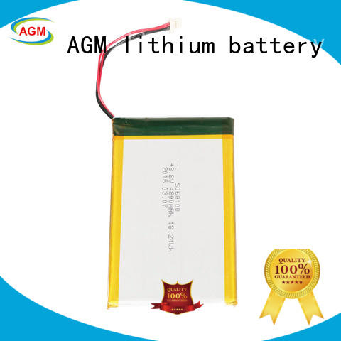 mah lithium polymer battery manufacturer with pcb for phone battery AGM lithium battery