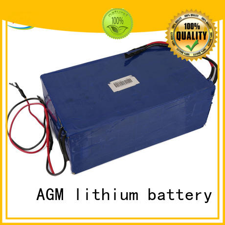 AGM lithium battery 18650 battery pack with charger for e tools