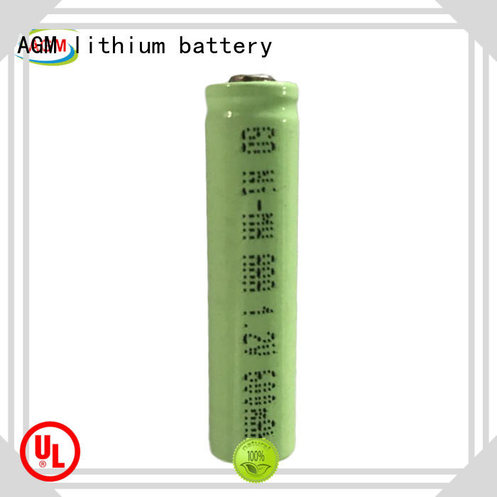 AGM lithium battery rechargeable ni mh aaa rechargeable batteries manufacturer for customer product