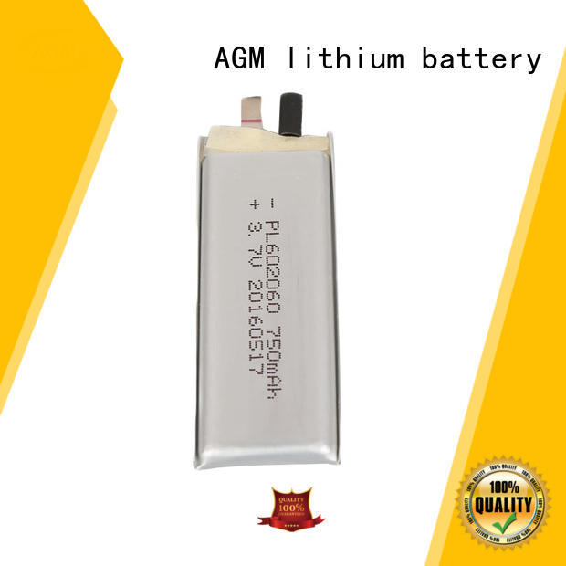 agm lithium polymer battery pack with pcb for phone battery AGM lithium battery