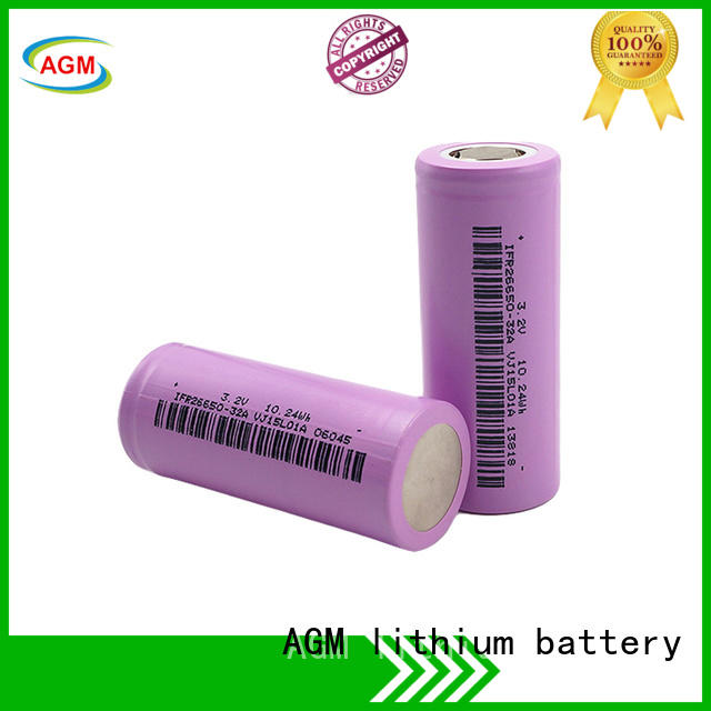 odm a123 lifepo4 supplier for flashlight AGM lithium battery